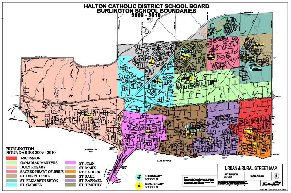 Halton District School Board: Welcome To Burlington MarketWatch